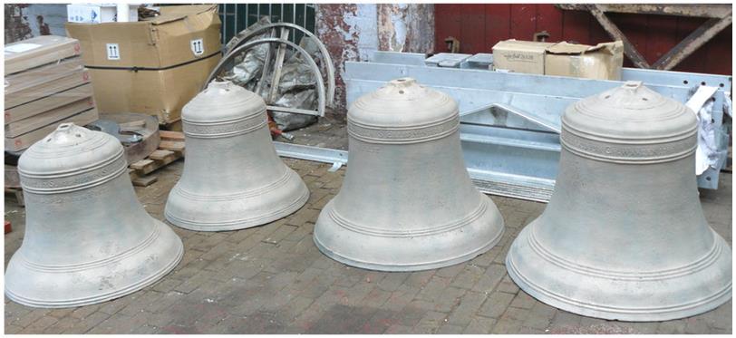 Bell Tower work-update 2