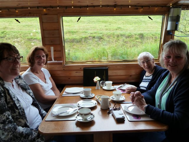 Afternoon tea canal boat trip Aug 19th 2015 003