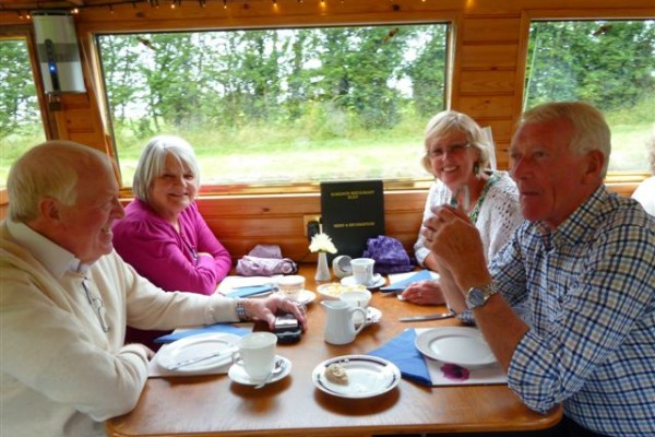 Afternoon tea canal boat trip Aug 19th 2015 004