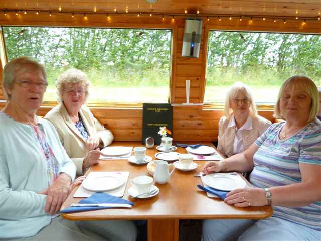 Afternoon tea canal boat trip Aug 19th 2015 005