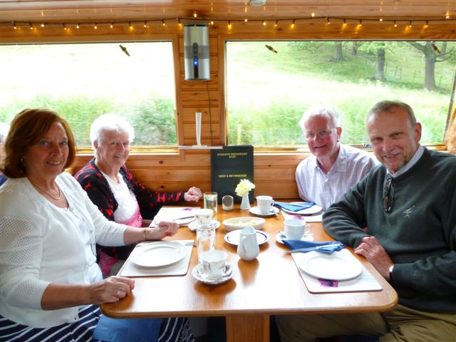 Afternoon tea canal boat trip Aug 19th 2015 006