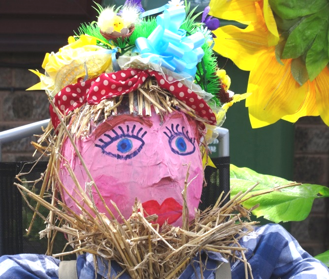 Blackrod Scarecrow Festival 6th -7th JULY 2019