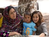 Christian Aid Week - Nejebar's Story
